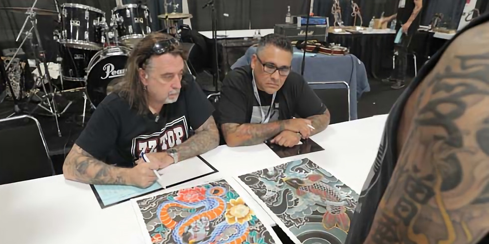 Friday Tattoo Competition