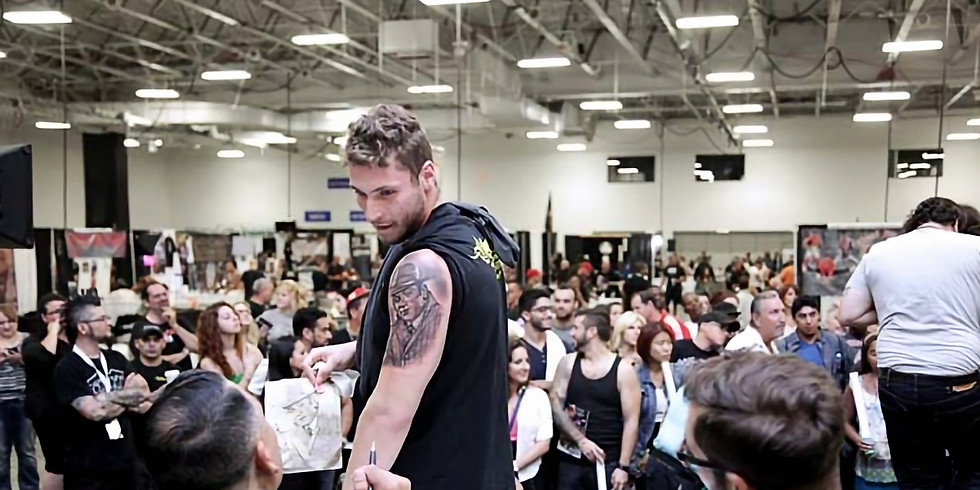 Sunday Tattoo Competition