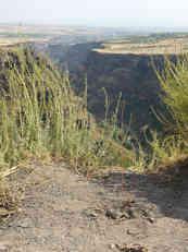 "LOCATION 144, Saghmosavank, Armenia, 40°22'49.22""N44°23'49.91""E Placed by Dimitri Riemis and Femke Cools August 2017"