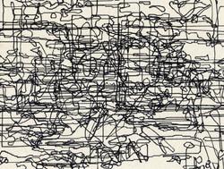 FACT 004 - drawing small cardboard horiz