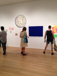 THE INTUITIONISTS @ The Drawing Center NY 2014