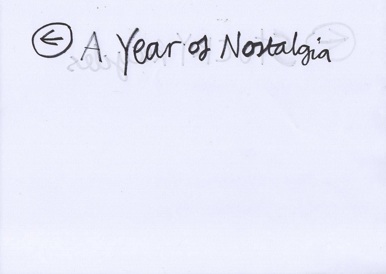A year of nostalgia - Sally Plowman.jpeg
