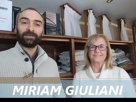 MAGIC COOKER - INTERVISTA A MIRIAM GIULIANI