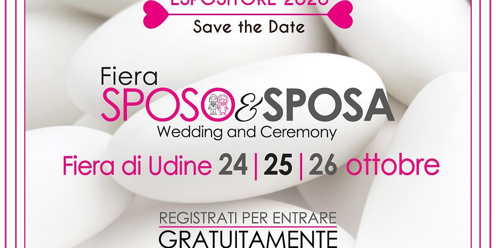 Sposo & Sposa - 24/25/26 Ottobre