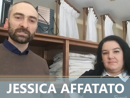 OLII ESSENZIALI - INTERVISTA A JESSICA AFFATATO