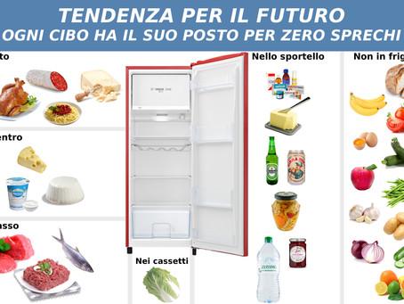 TENDENZA PER IL FUTURO - FRIGORIFERO, QUESTO SCONOSCIUTO