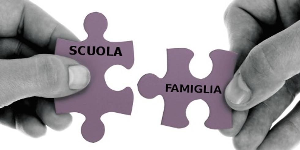 SCUOLA E FAMIGLIA - DISSONANZE E RISONANZE