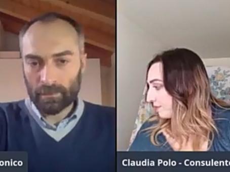 CLAUDIA POLO - CHE COS'E' IL BABYWEARING