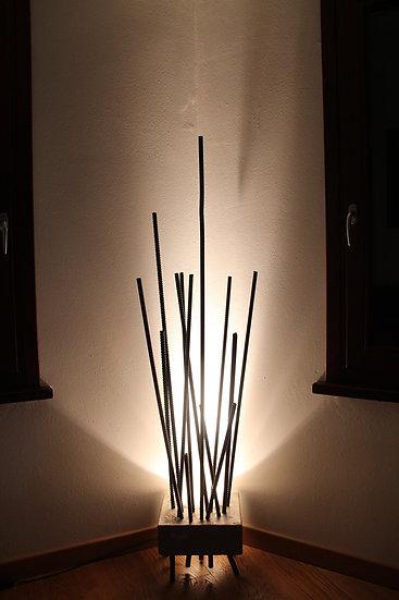 Lampada Beton lamp