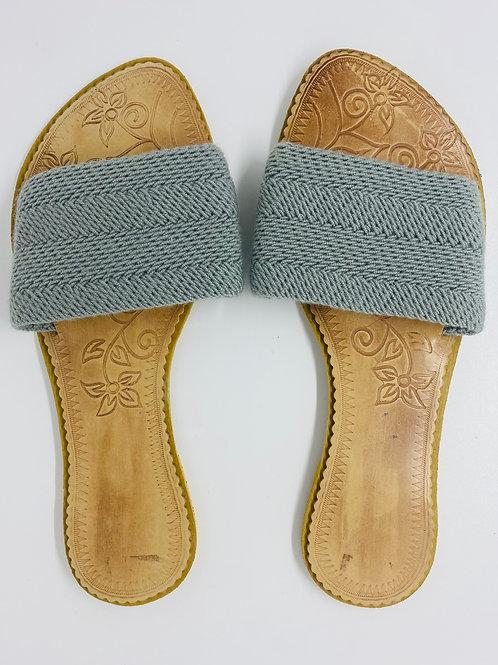 Wayuu Sandals Ice Grey
