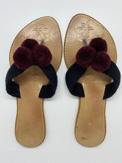 Wayuu Sandals Pompons