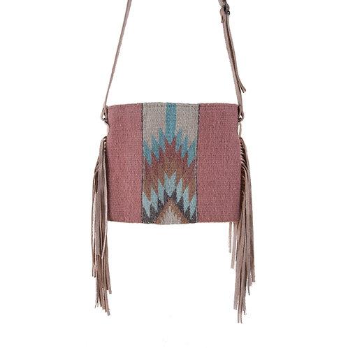 Santa Fe Palomita Fringe Bag