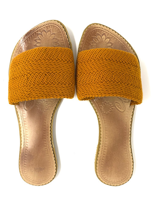 Wayuu Sandals Orange