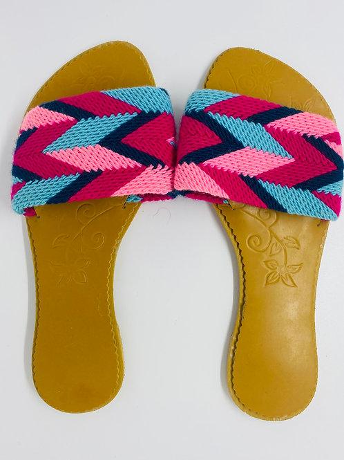Wayuu Sandals Multi-Color