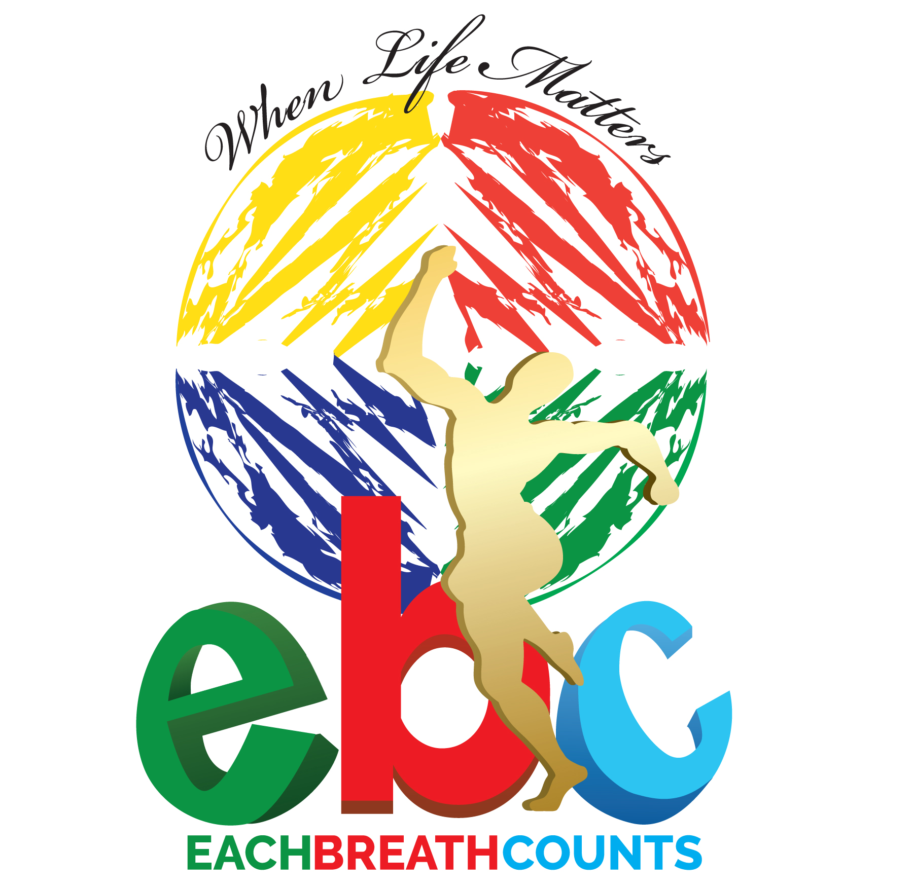 Each Breath Counts Logo