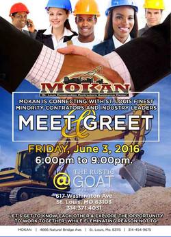 MOKAN Meet & Greet
