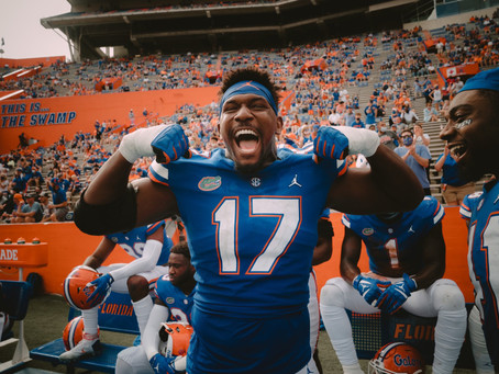 The Magic Appearing Act: The Gators Are a Second-Half Team, but What Does That Mean?