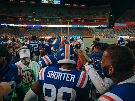 Look Ahead to Gators 2021 Roster