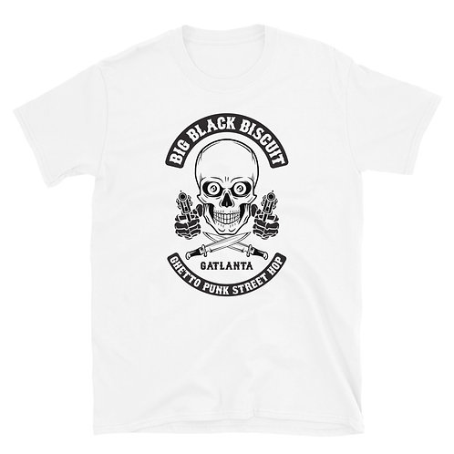 Ghetto Street Hop WHT T-Shirt