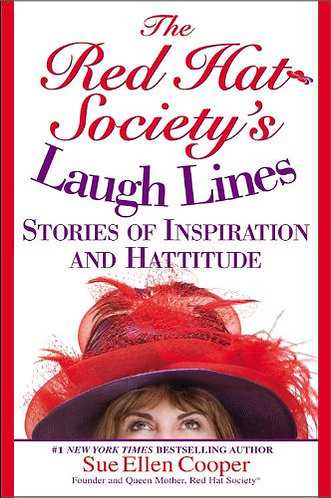 The Red Hat Society's Laugh Li by Cooper S