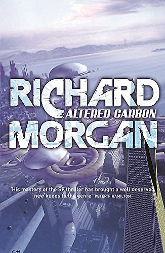 Altered Carbon by Morgan Richard