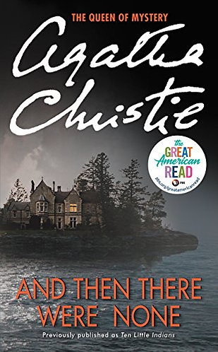 And Then There Were None by Christie Agatha