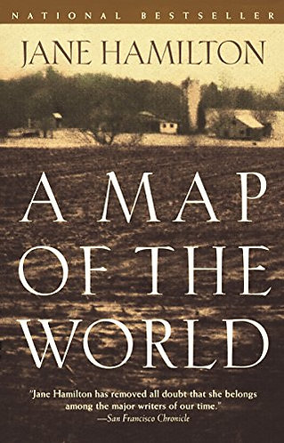 A Map Of The World by Hamilton J