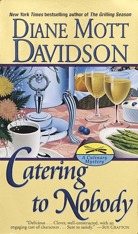 Catering To Nobody by Davidson Diane Mott