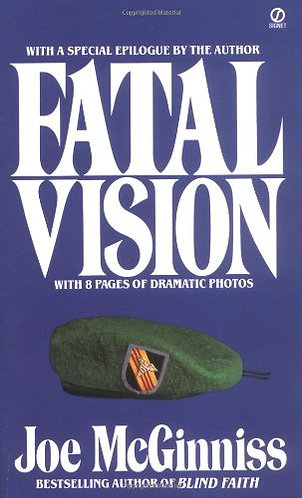 Fatal Vision by Mcginniss J