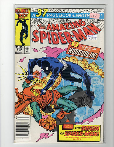 Amazing Spider-man #275 - F/VF (Canadian Price Variant)