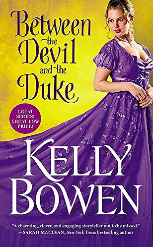 Bowen Kelly - Between the Devil and the Duke