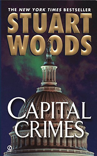 Capital Crimes by Woods S