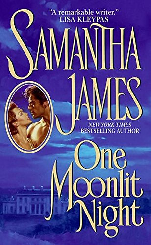One Moonlit Night by James Samantha