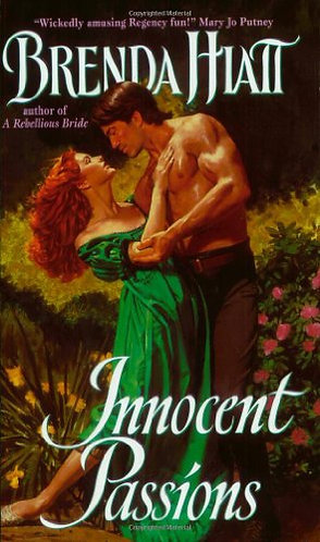 Innocent Passions by Hiatt Brenda