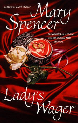 Lady's Wager by Spencer Mary