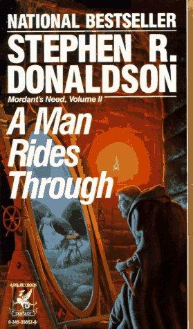 A Man Rides Through by Donaldson Stephen R.