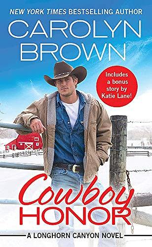 Brown Carolyn - Cowboy Honor