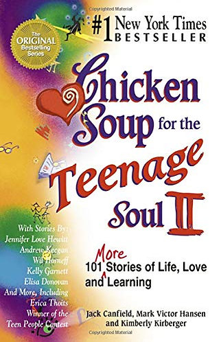 Chicken Soup For The Teenage 2 by Multi