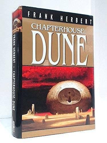 Chapterhouse Dune by Herbert Frank