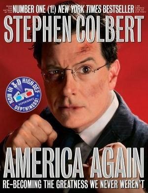 America Again by Colbert Stephen