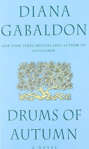 Drums Of Autumn by Gabaldon Diana