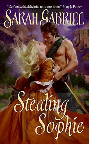 Stealing Sophie by Gabriel Sarah