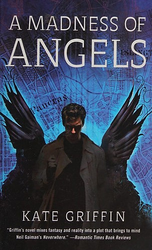 A Madness of Angels by Griffin Kate