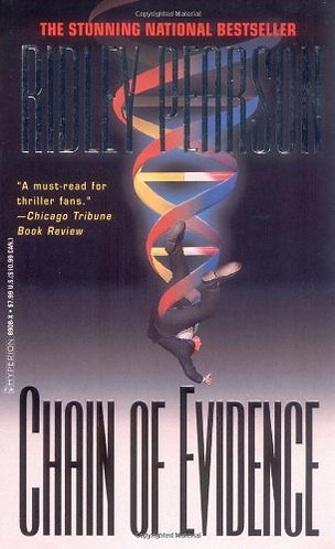 Chain Of Evidence by Pearson Ridley