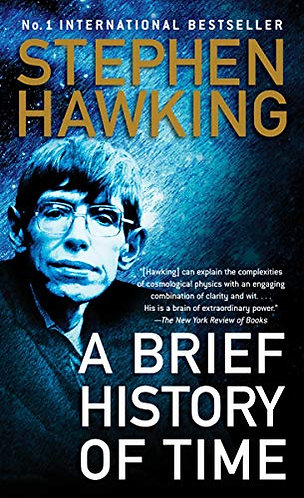 A BRIEF HISTORY OF TIME by Hawking Stephen