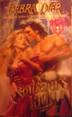 The Sorcerers Lady by Dier Debra