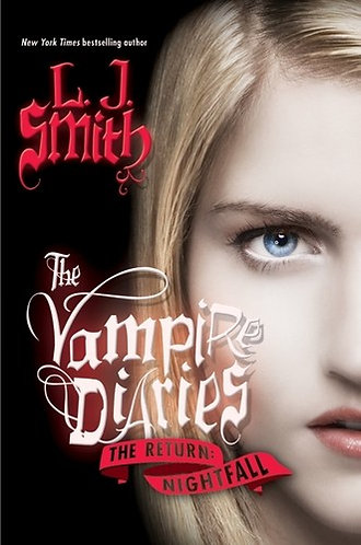 The Vampire Diaries The Return:Nightfall by Smith L.J.