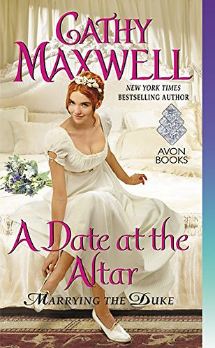 A Date at the Altar by Maxwell Cathy