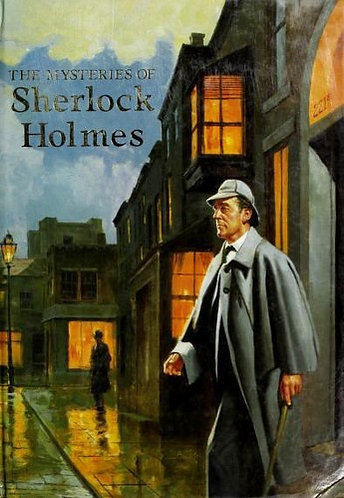 THE MYSTERIES OF SHERLOCK HOLMES by