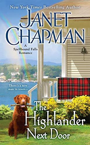 Chapman Janet - The Highlander Next Door